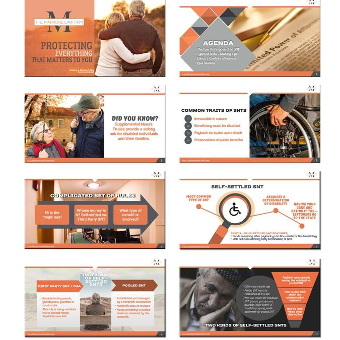 Winning design by PunchSlide Design