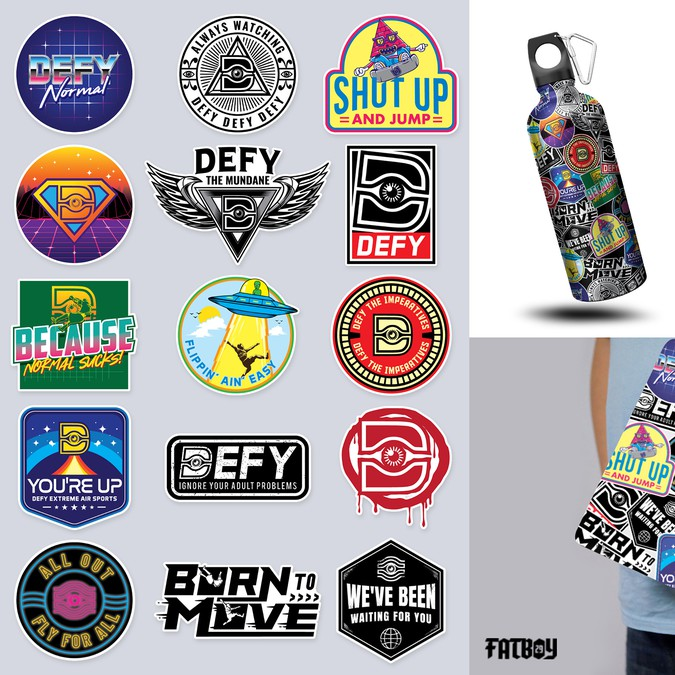 Winning design by Fatboy29 Design