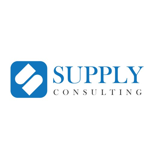 Creative professional and modern logo for a supply chain for Creative consulting firms nyc