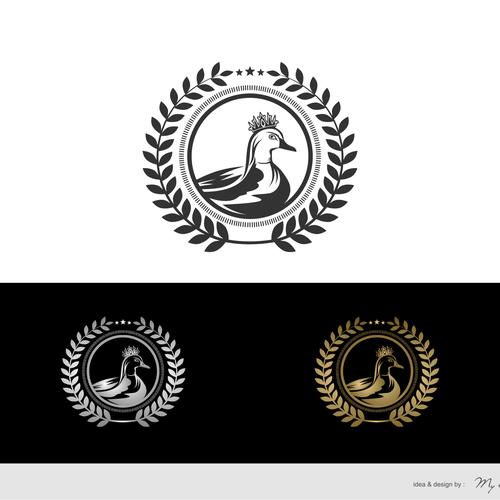 Runner-up design by heymg