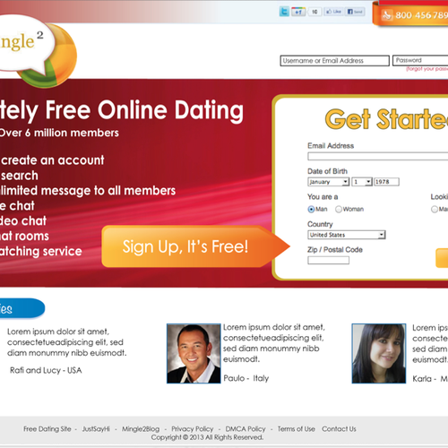 Latest online dating site