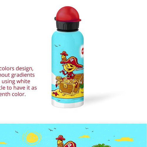 Diseño finalista de Pinch Studio