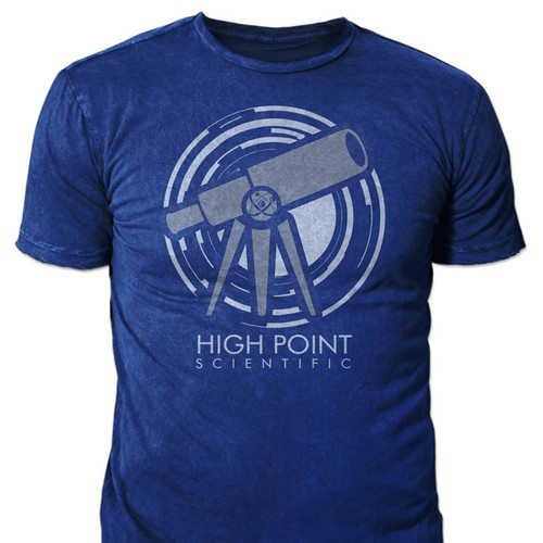 High Point Scientific T-Shirt Design | T-shirt contest