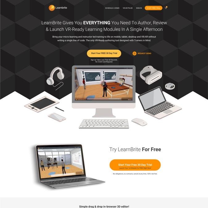 Design vincitore di BeVector