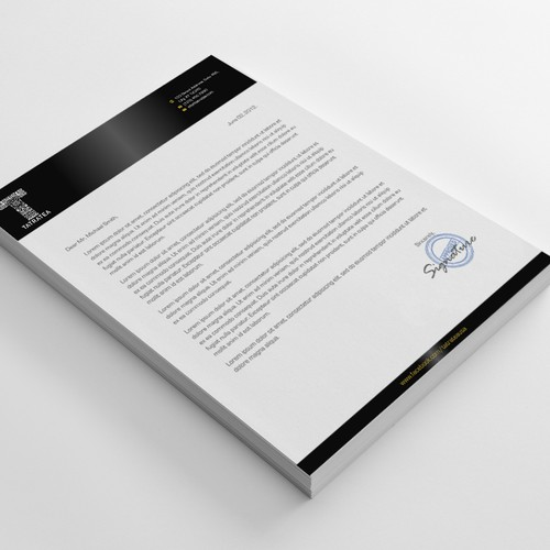 Runner-up design by ls_design