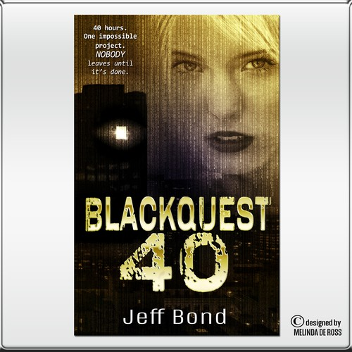 Book Cover Design Needed : Book cover needed for blackquest die hard in a sanfran