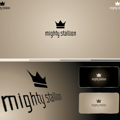 Runner-up design by MCS.logo