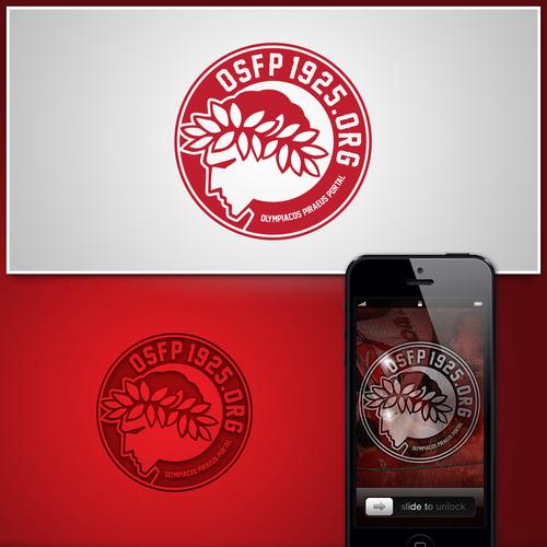 Osfp1925 Org Olympiacos Piraeus Portal Sportmannschaft Fansite Logo Design Contest 99designs