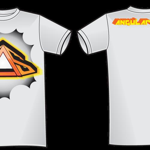 Runner-up design by ZeroThre3