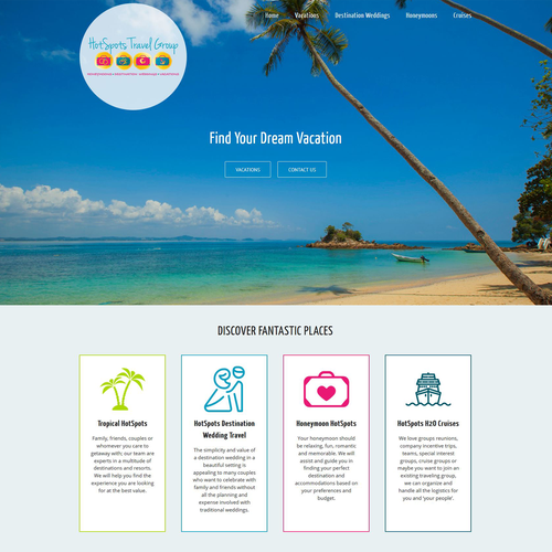 Runner-up design by webdezign