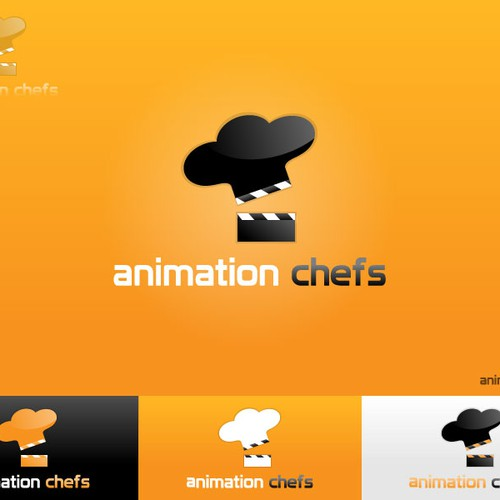 Animation Chefs Design by ahmad_kha_led