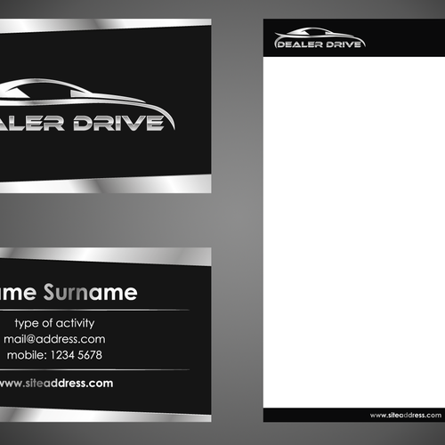 Runner-up design by SmartStyle