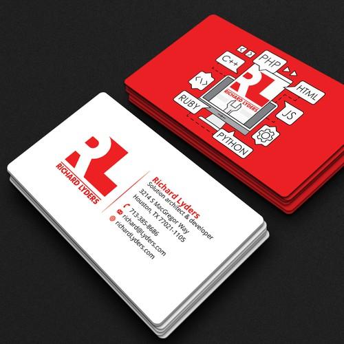 Runner-up design by Rise__design