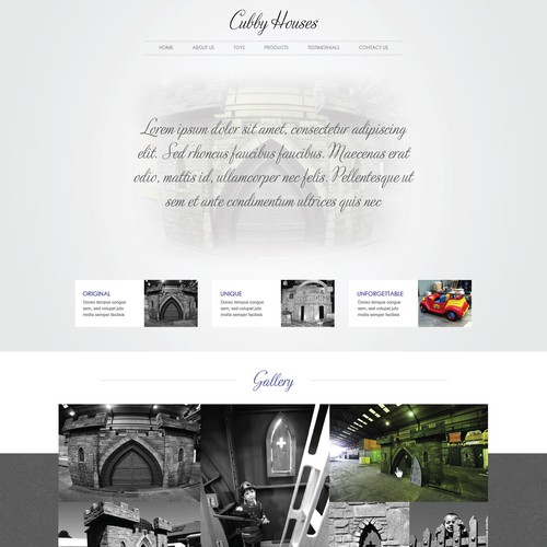 Design finalisti di Intricate