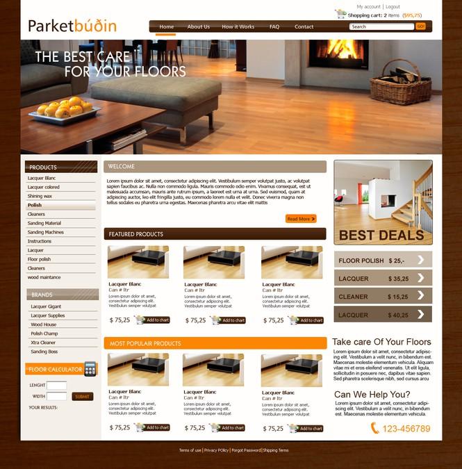 Diseño ganador de Twebdesign