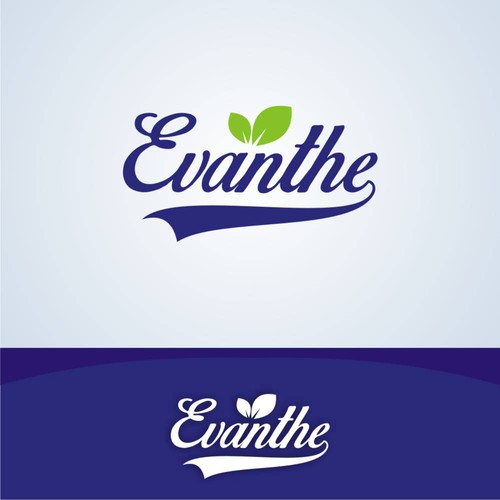 Evanthe - Flavored Water | Logo Design Wettbewerb