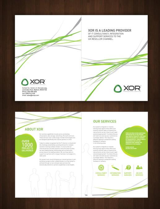 Winnend ontwerp van Ekta.web