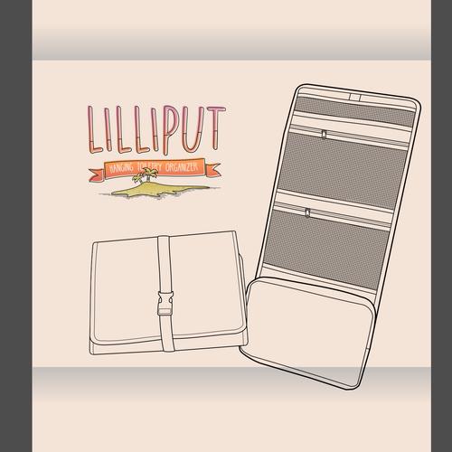 Zweitplatziertes Design von Litlast