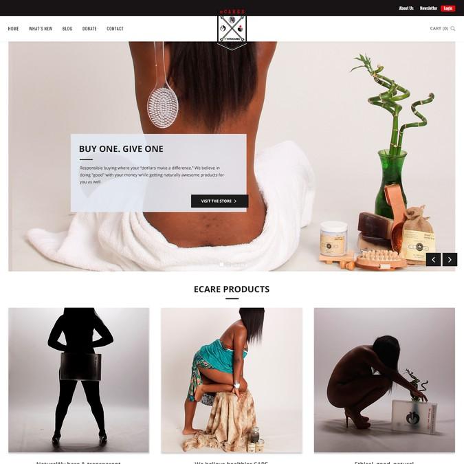 Diseño ganador de @TJdesigns