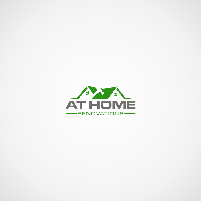 Create A Logo For At Home Renovations A Kitchen And Bath