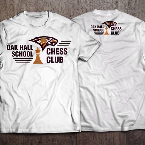 7f72a157 Chess Club Tshirt Design | T-shirt contest