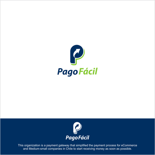 simple payment gateway logo for entrepreneurs logo