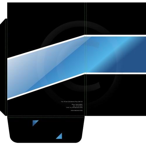 Diseño finalista de Gfx55