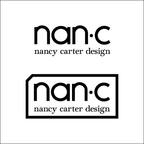 Nancy Carter Design | Logo design contest