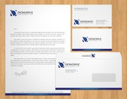 Stationery design by kendhie