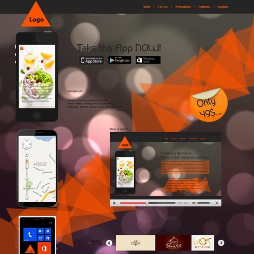 Runner-up design by dikanarov.com