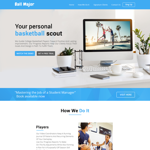Runner-up design by digitalgrowth