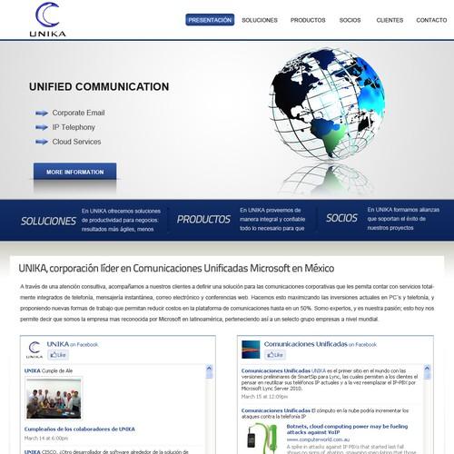 Design finalista por OandZ Inc