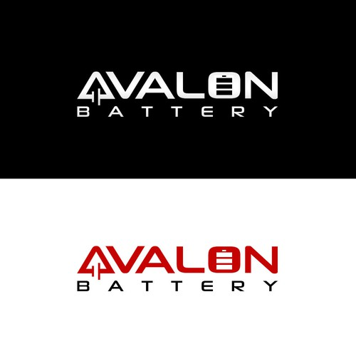 Help Avalon Battery with a new logo and business card
