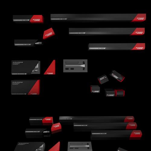 Runner-up design by YuriyBaranov