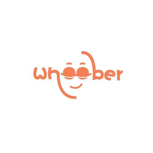 Ontwerp van finalist Logo>ation