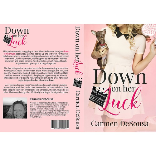 Contemporary Romance Book Covers : Cover for bestselling contemporary romance chick lit