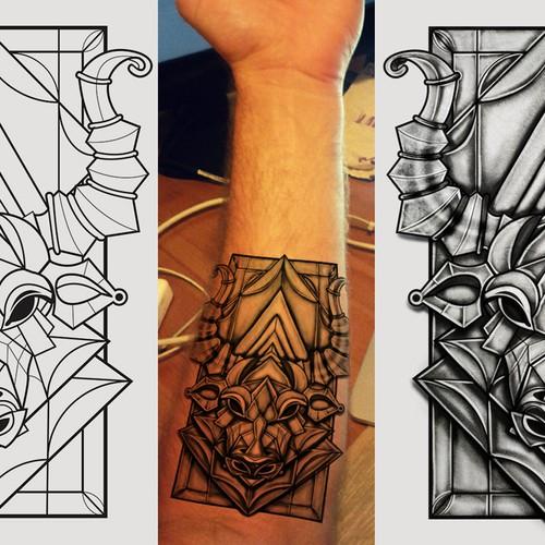Diseño finalista de Giulio Rossi