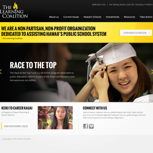Runner-up design by RSF