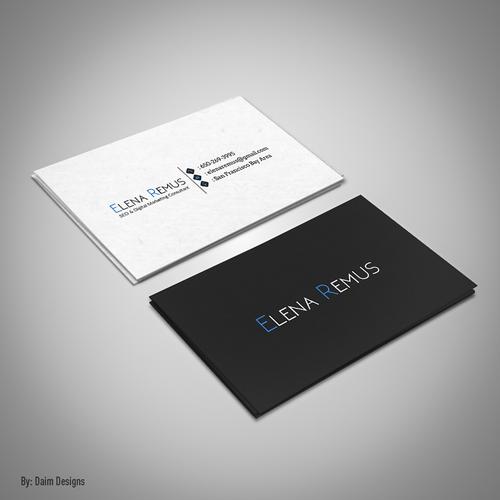 Runner-up design by Daim Designs