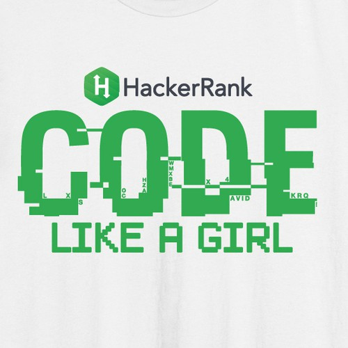 T-Shirt Design Needed for HackerRank | T-shirt contest