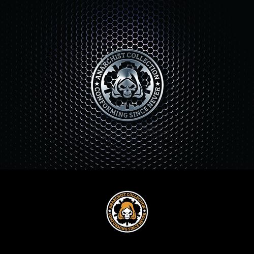 Runner-up design by Eko07