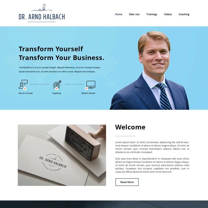 Winning design by Brand Hero