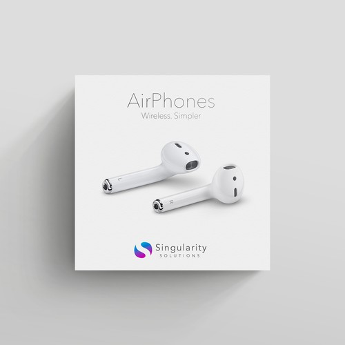 Design Product Packaging for AirPods Competitor | concurso