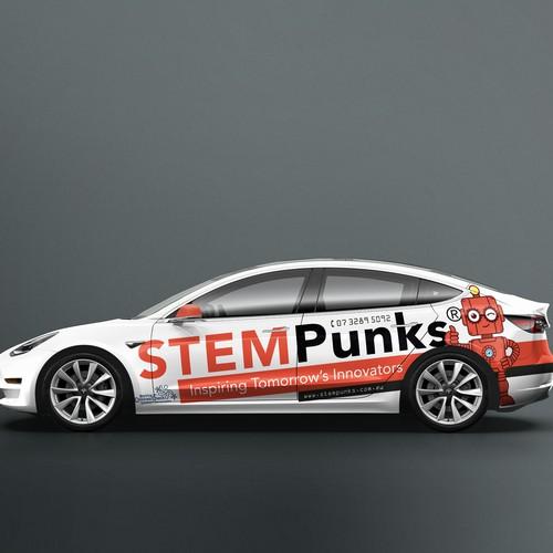 Runner-up design by corpNL