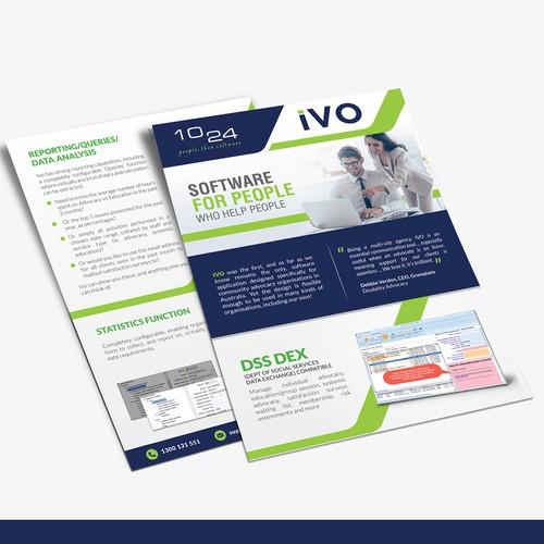 Inspiring Brochure Contests - 99designs