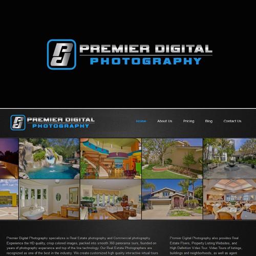 Help Premier Digital Photography with a new logo | Logo