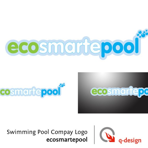 Swimming pool company logo logo design contest - Swimming pool logo design ...