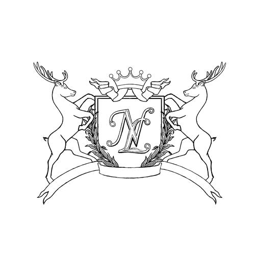 Runner-up design by Brando Reverón