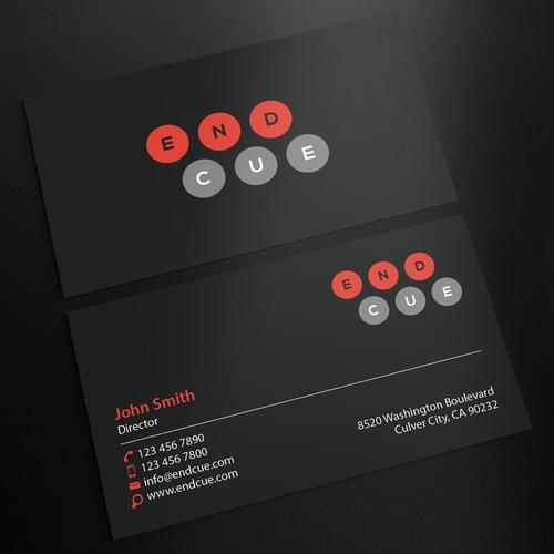 Runner-up design by An :Designer