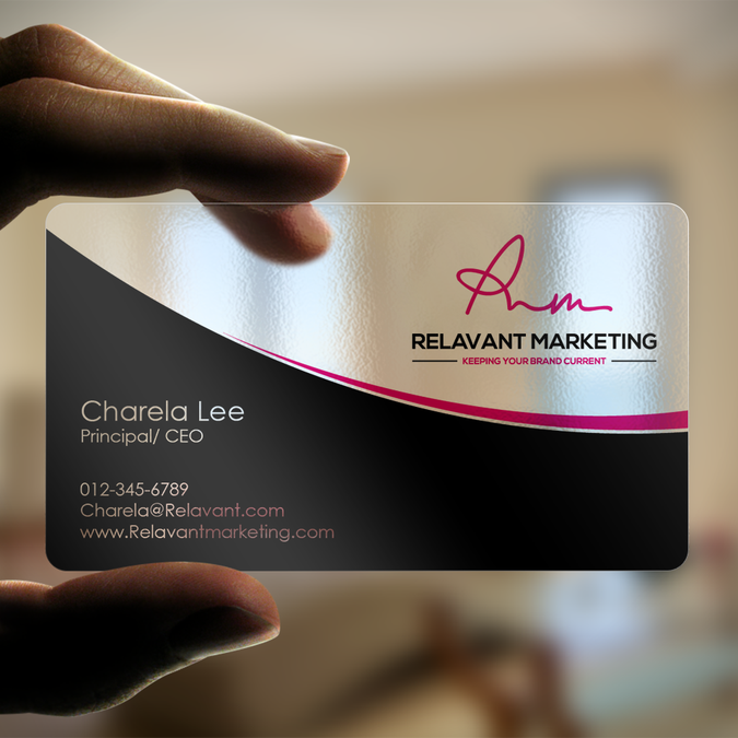 design my business card for my digital marketing agency - Design My Business Card